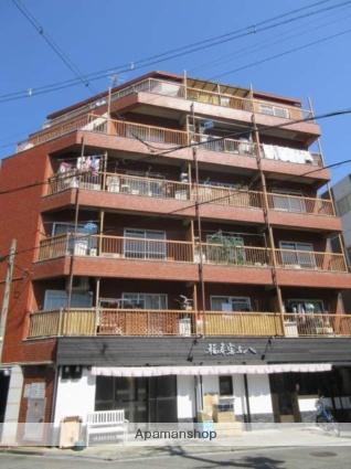大阪府大阪市城東区、京橋駅徒歩8分の築32年 5階建の賃貸マンション