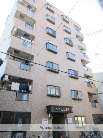 大阪府大阪市城東区、京橋駅徒歩15分の築26年 7階建の賃貸マンション