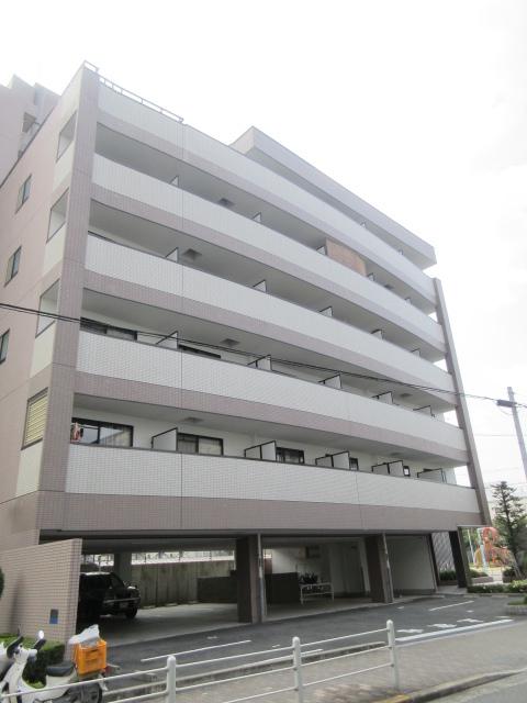 大阪府大阪市鶴見区、今福鶴見駅徒歩4分の築14年 6階建の賃貸マンション