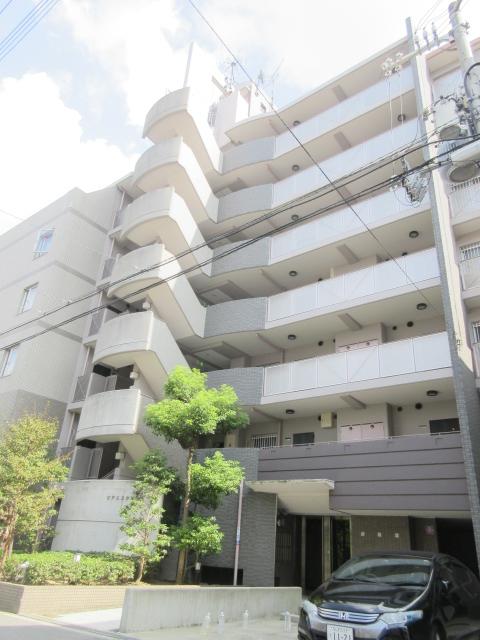 大阪府大阪市城東区、大阪城公園駅徒歩8分の築21年 7階建の賃貸マンション