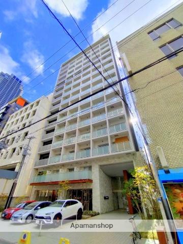 大阪府大阪市中央区、なにわ橋駅徒歩7分の築9年 15階建の賃貸マンション