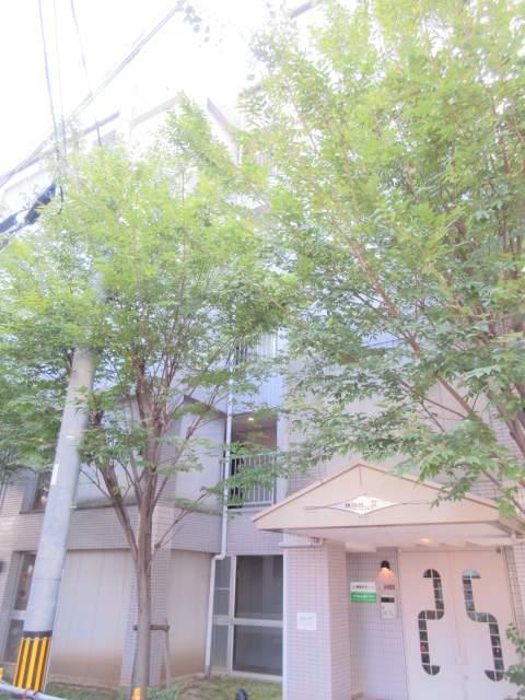 大阪府大阪市鶴見区、放出駅徒歩3分の築14年 5階建の賃貸マンション