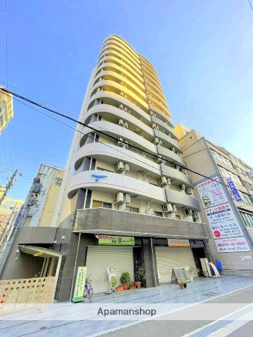 大阪府大阪市中央区、本町駅徒歩7分の新築 15階建の賃貸マンション