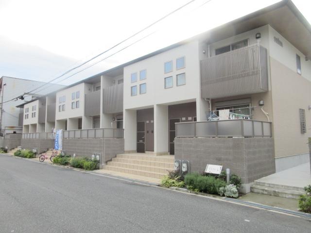 大阪府大阪市鶴見区、今福鶴見駅徒歩11分の築1年 2階建の賃貸アパート