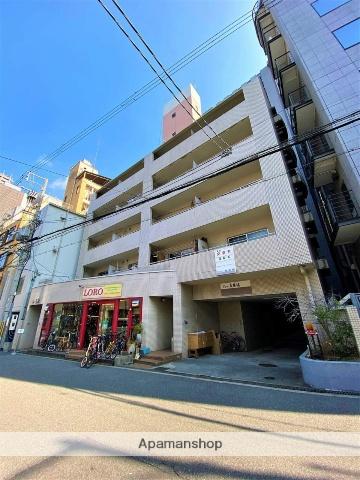 大阪府大阪市中央区、天満橋駅徒歩10分の築28年 11階建の賃貸マンション