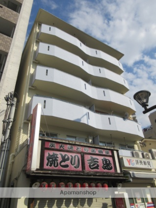 大阪府大阪市都島区、京橋駅徒歩6分の築41年 6階建の賃貸マンション