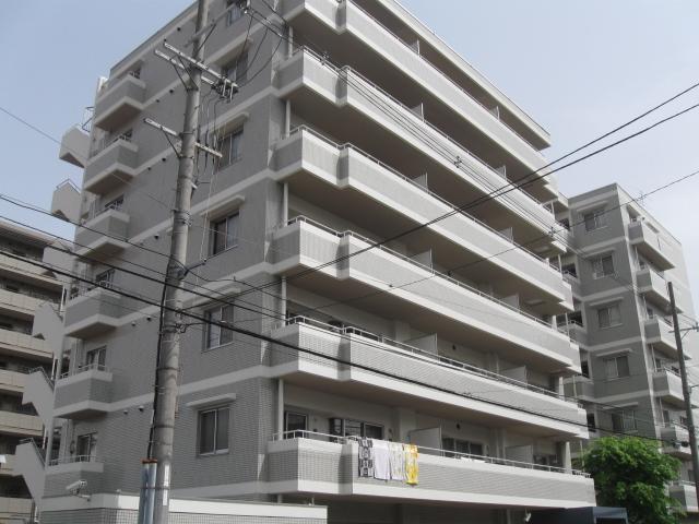 大阪府大阪市城東区、野江駅徒歩16分の築28年 7階建の賃貸マンション