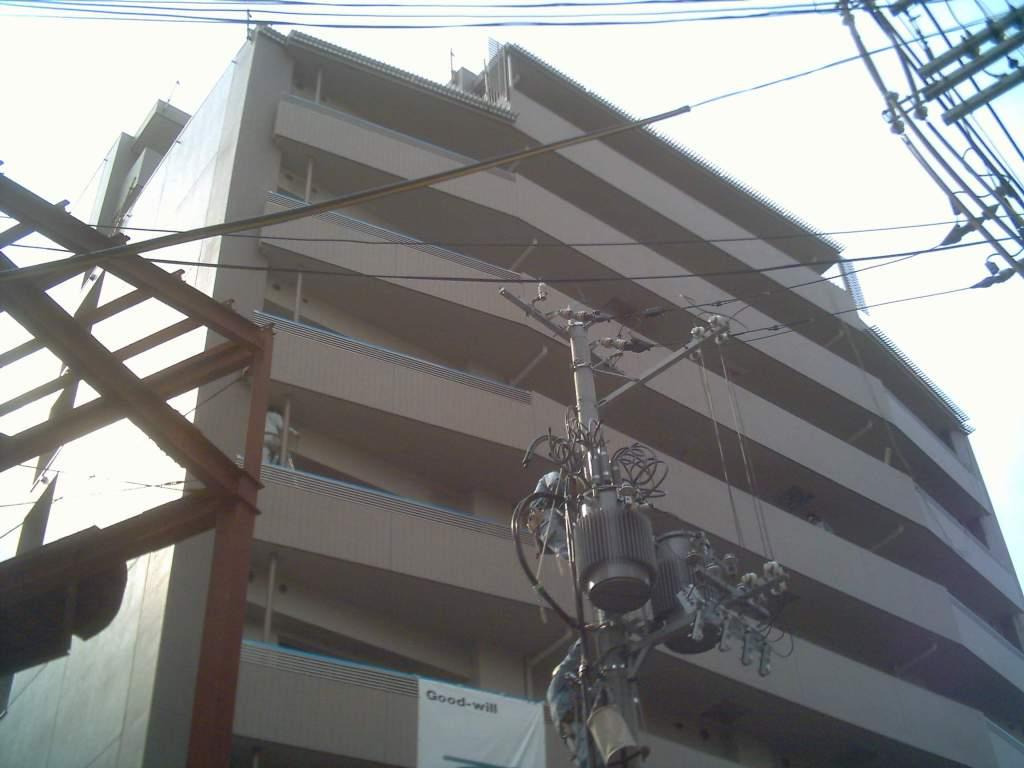 大阪府大阪市都島区、大阪城北詰駅徒歩13分の築10年 10階建の賃貸マンション