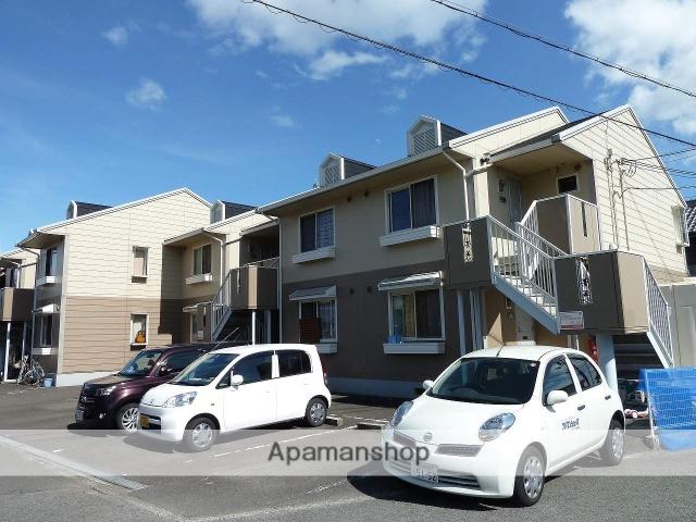 和歌山県和歌山市、紀伊駅徒歩5分の築24年 2階建の賃貸アパート