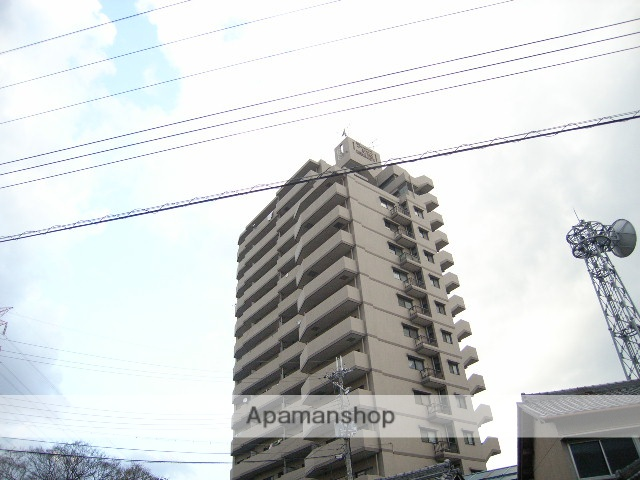 和歌山県和歌山市、岩出駅徒歩26分の築25年 14階建の賃貸マンション
