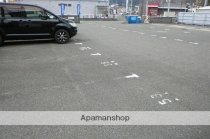 ガーデンハイツM1[2DK/44.2m2]の駐車場