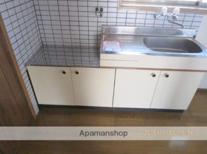 アルプスハイツ山﨑[1R/28m2]のキッチン