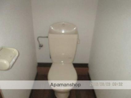 アルプスハイツ山﨑[1R/28m2]のトイレ