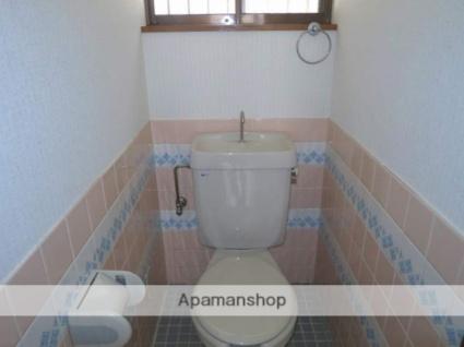 K'SハウスⅡ[3DK/55.6m2]のトイレ