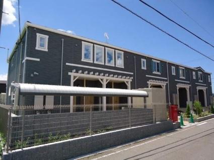 岡田アパート                        [2LDK/59.14m2]の外観