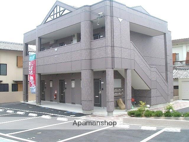 和歌山県和歌山市、紀伊駅徒歩9分の築12年 2階建の賃貸アパート