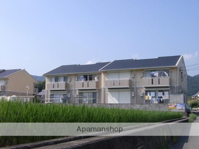 和歌山県和歌山市、紀伊駅徒歩13分の築23年 2階建の賃貸アパート