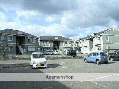 和歌山県和歌山市の築22年 2階建の賃貸アパート
