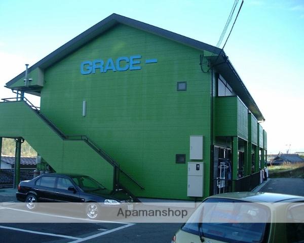 和歌山県海南市の築14年 2階建の賃貸アパート