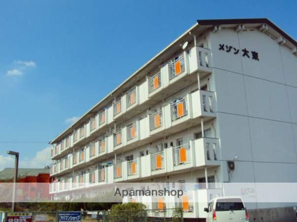和歌山県岩出市、下井阪駅徒歩43分の築31年 4階建の賃貸マンション