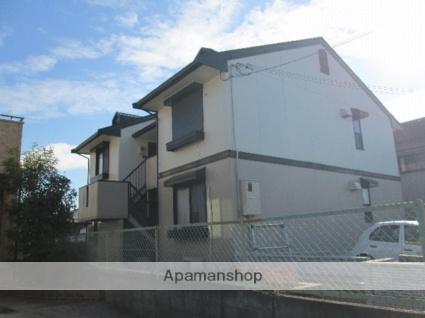 和歌山県和歌山市、布施屋駅徒歩3分の築22年 2階建の賃貸アパート