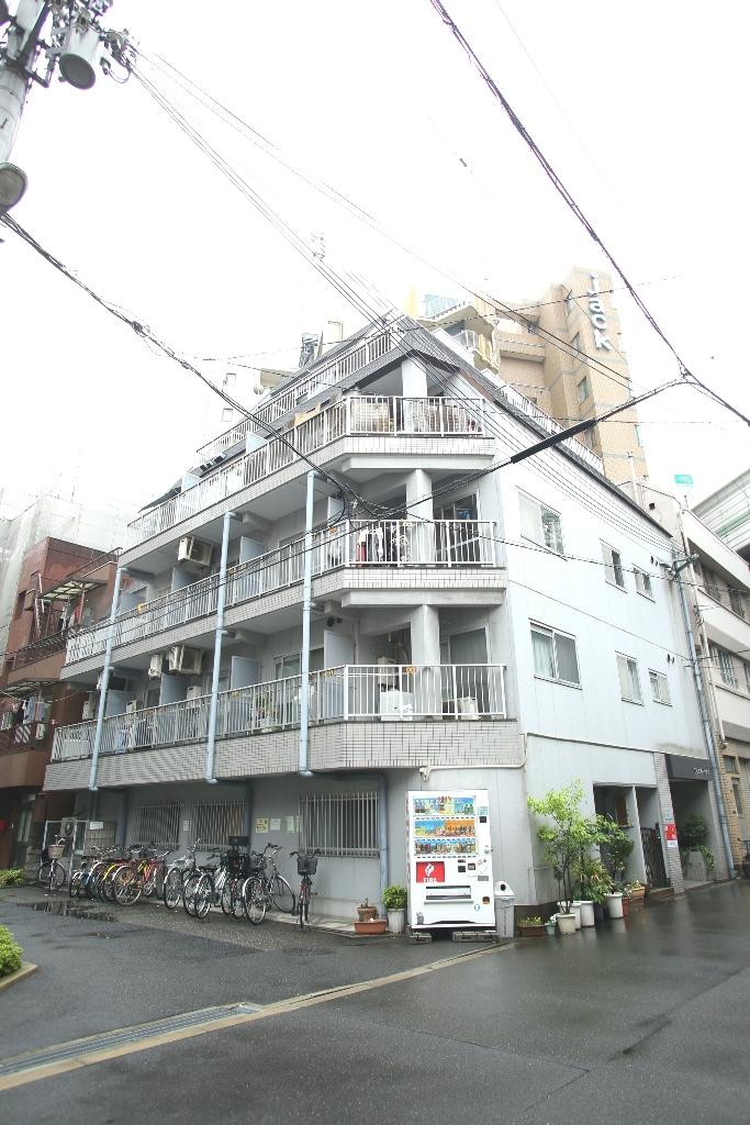 大阪府大阪市北区、天満駅徒歩5分の築29年 6階建の賃貸マンション