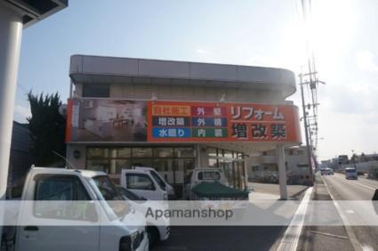 大阪府高槻市如是町[1K/25m2]の外観2