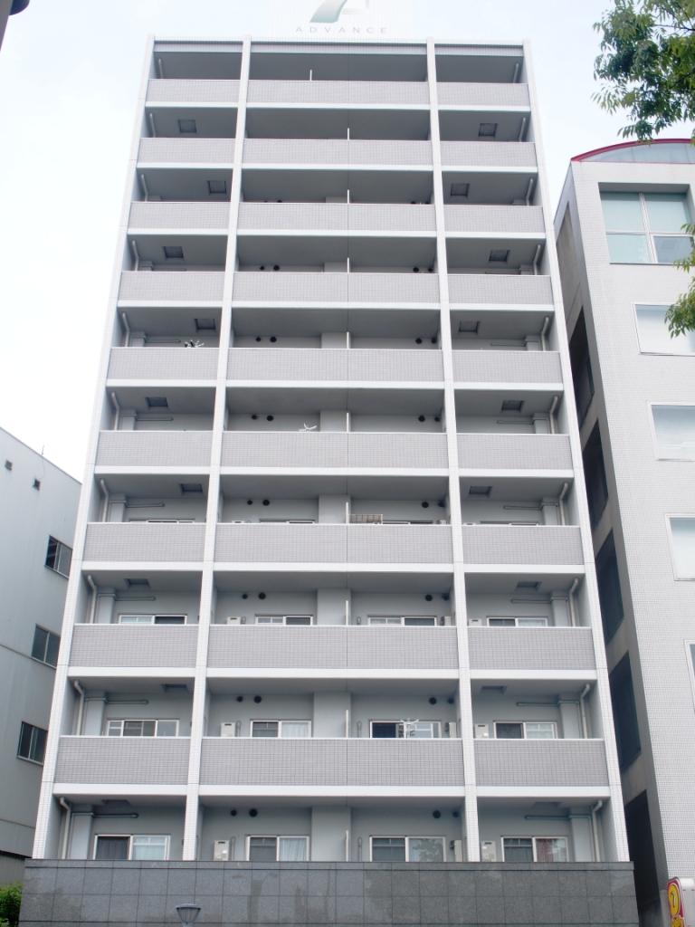 大阪府大阪市福島区、野田駅徒歩9分の築8年 11階建の賃貸マンション