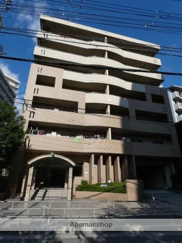 大阪府大阪市福島区、野田駅徒歩10分の築25年 7階建の賃貸マンション