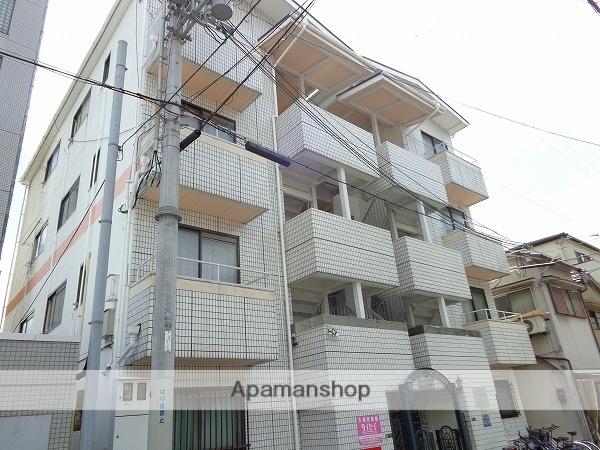 大阪府大阪市城東区、関目駅徒歩7分の築29年 4階建の賃貸マンション