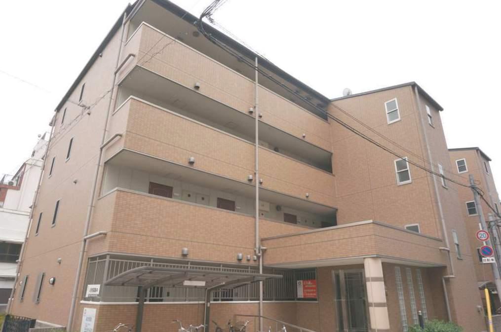 大阪府大阪市城東区、野江駅徒歩4分の築12年 4階建の賃貸マンション