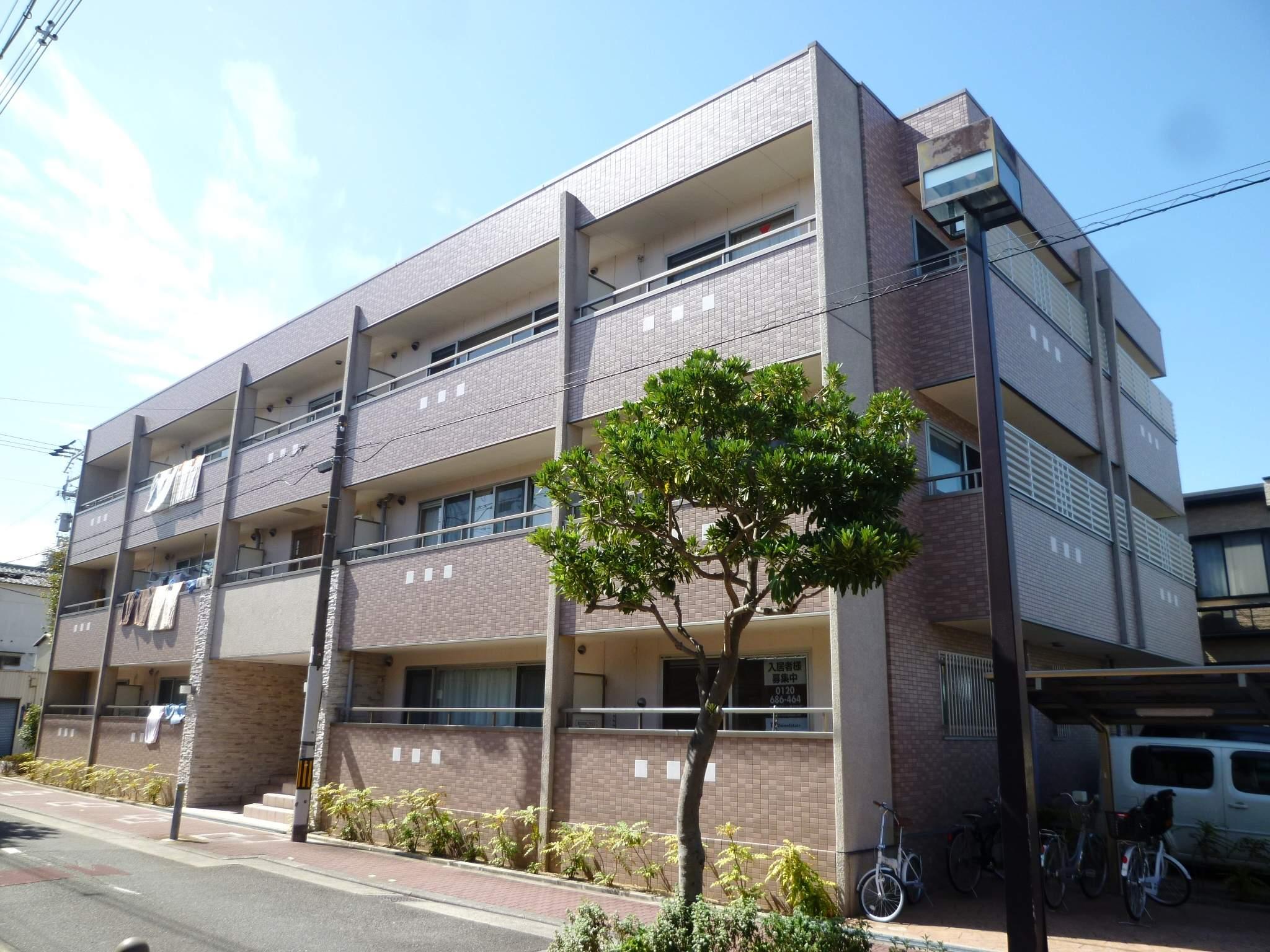 大阪府大阪市旭区、森小路駅徒歩9分の築11年 3階建の賃貸マンション