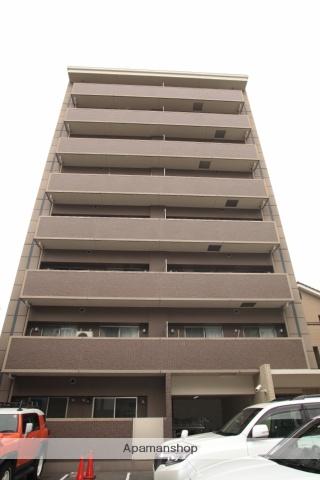 大阪府大阪市北区、中津駅徒歩2分の築4年 8階建の賃貸マンション