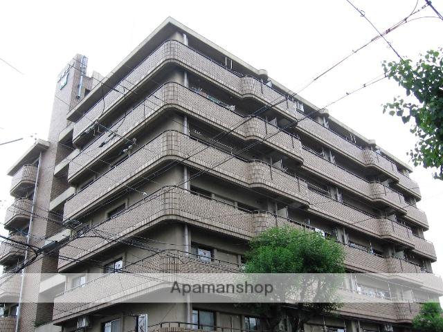 大阪府大阪市鶴見区、徳庵駅徒歩17分の築29年 7階建の賃貸マンション