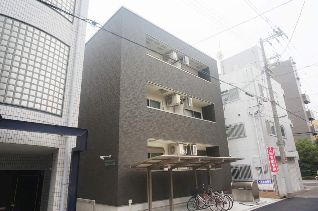 大阪府大阪市都島区、関目高殿駅徒歩15分の新築 3階建の賃貸アパート