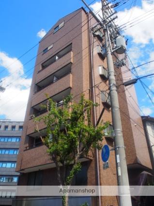 大阪府大阪市福島区、野田駅徒歩6分の築20年 8階建の賃貸マンション