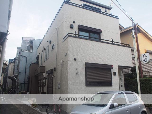 大阪府大阪市福島区、野田駅徒歩4分の新築 2階建の賃貸アパート