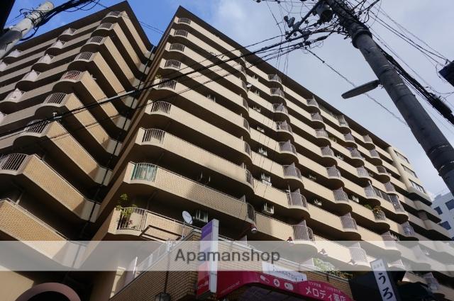 大阪府大阪市北区、中津駅徒歩1分の築30年 11階建の賃貸マンション