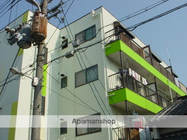 大阪府大阪市鶴見区、放出駅徒歩4分の築30年 4階建の賃貸マンション