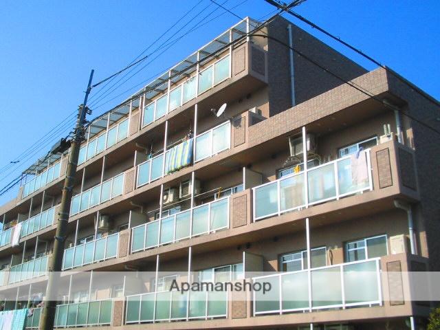 大阪府大阪市鶴見区、放出駅徒歩4分の築19年 5階建の賃貸マンション