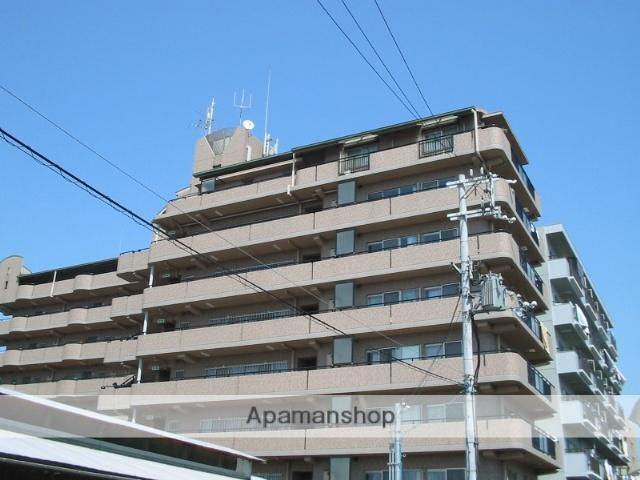 大阪府大阪市鶴見区、徳庵駅徒歩19分の築21年 8階建の賃貸マンション