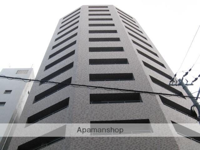 大阪府大阪市北区、北新地駅徒歩7分の築8年 15階建の賃貸マンション