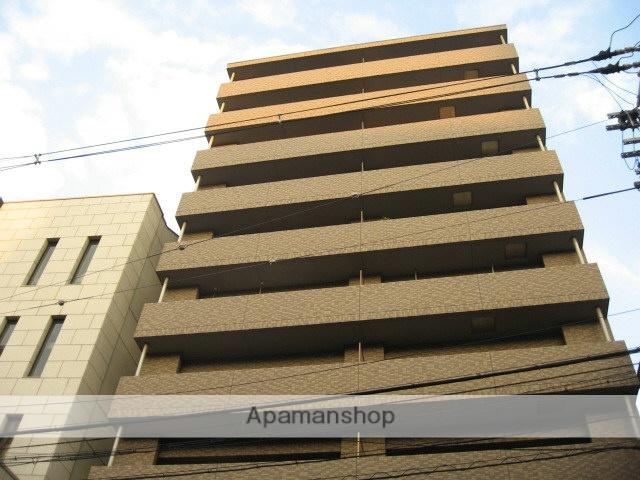 大阪府大阪市北区、なにわ橋駅徒歩6分の築15年 11階建の賃貸マンション