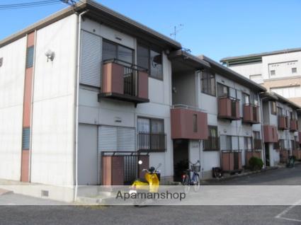 大阪府門真市、大和田駅徒歩13分の築33年 2階建の賃貸アパート