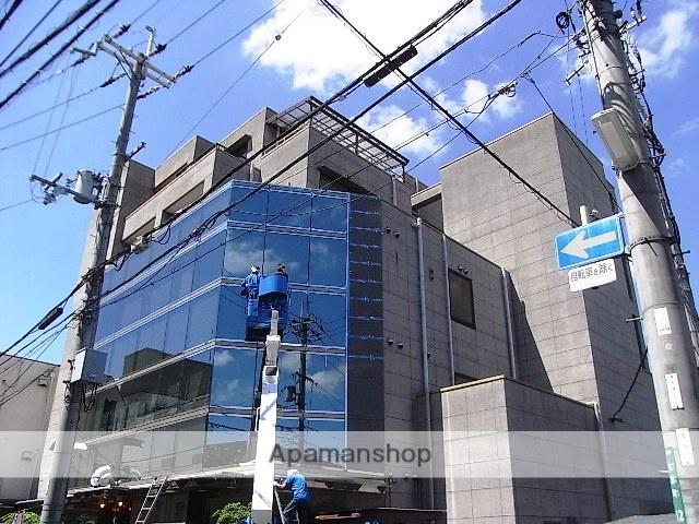 大阪府高槻市、高槻駅徒歩7分の築22年 5階建の賃貸マンション