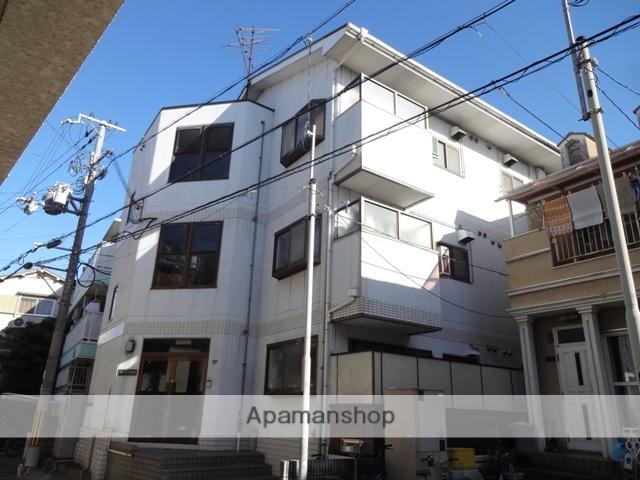大阪府枚方市、御殿山駅徒歩25分の築26年 3階建の賃貸マンション