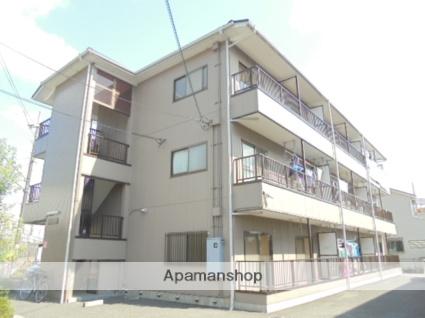 大阪府高槻市、水無瀬駅徒歩20分の築19年 3階建の賃貸マンション