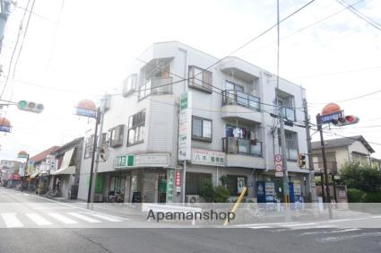 大阪府高槻市、摂津富田駅徒歩19分の築24年 3階建の賃貸マンション