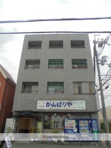 大阪府高槻市、摂津富田駅徒歩14分の築28年 4階建の賃貸マンション