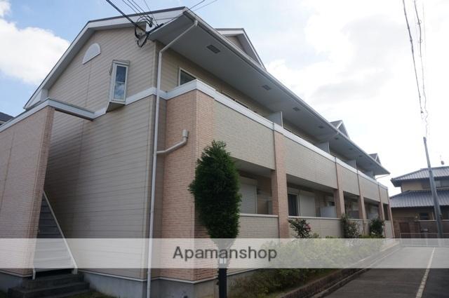 大阪府高槻市、高槻駅徒歩15分の築12年 2階建の賃貸アパート